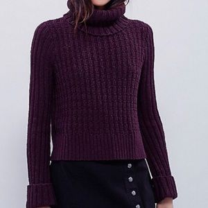 Great condition cable sweater from Free People